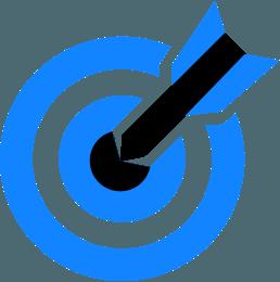 target fedmine market audience icon