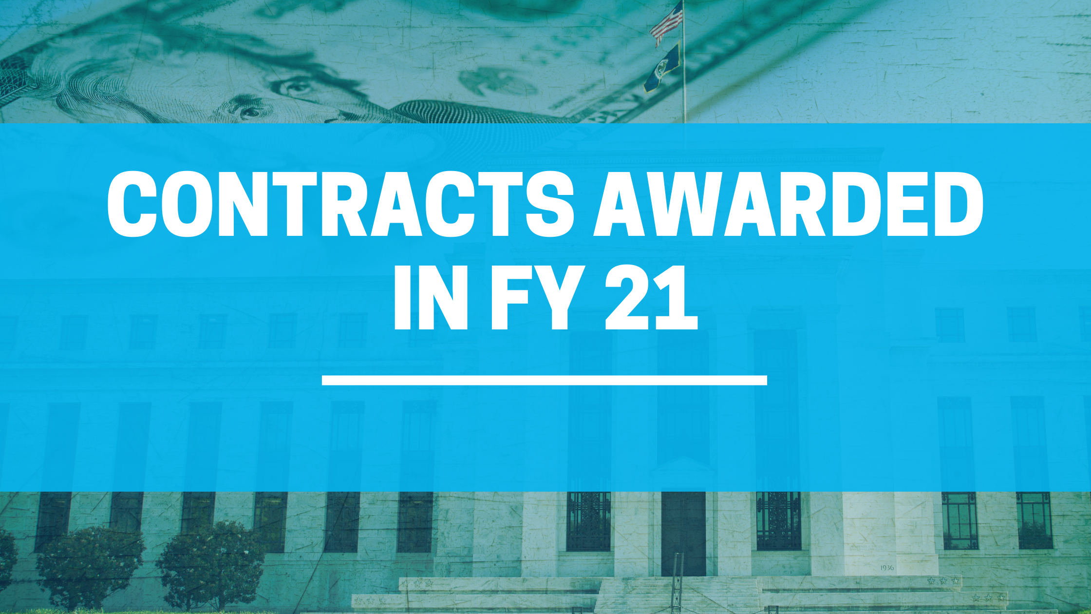 contracts awarded in fy21